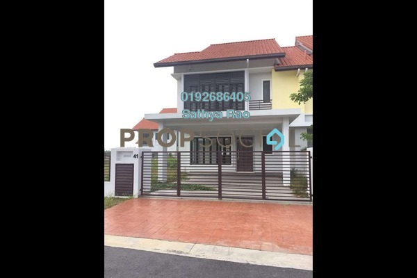 For Sale Semi-Detached at Pentas, Alam Impian Freehold Unfurnished 4R/5B 1.6m