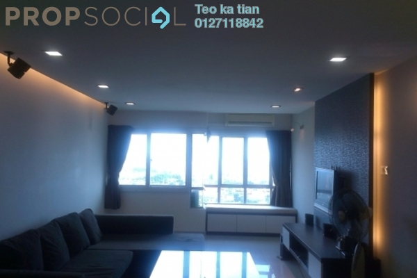 For Rent Serviced Residence at Larkin Residence, Johor Bahru Leasehold Fully Furnished 2R/2B 1.6k