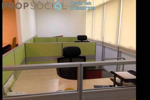 For Rent Office at Solaris Dutamas, Dutamas Freehold Fully Furnished 0R/0B 6k