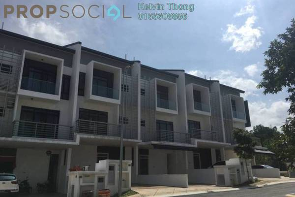 For Sale Terrace at Rawang Mutiara, Rawang Freehold Unfurnished 5R/5B 968k