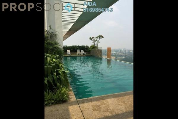 For Sale Condominium at Isola, Subang Jaya Freehold Unfurnished 4R/3B 1.48m