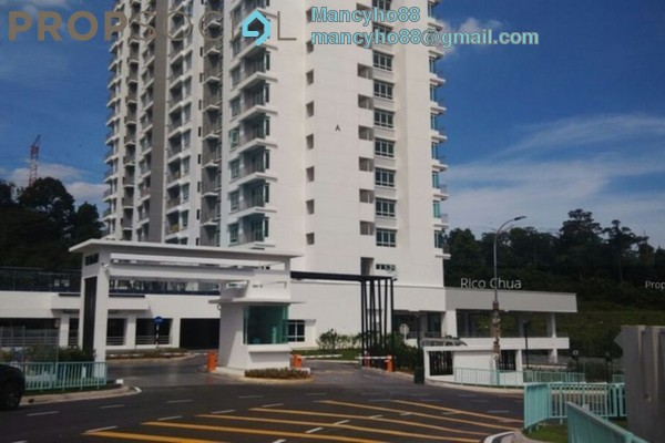For Rent Condominium at Springville Residence, Equine Park Freehold Semi Furnished 3R/2B 1.4k