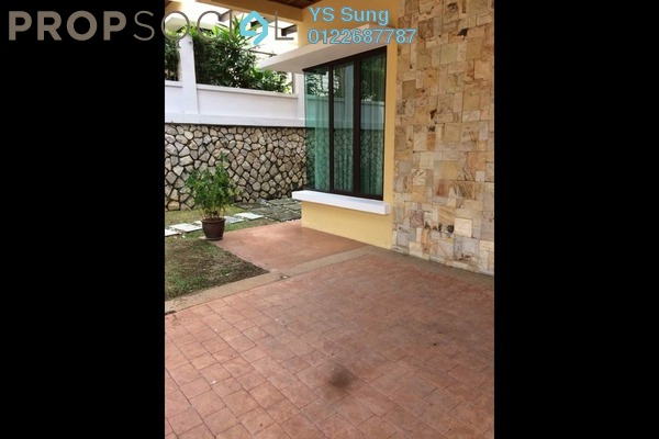 For Rent Semi-Detached at Kiara View, Mont Kiara Freehold Semi Furnished 6R/5B 7k