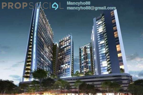 For Rent Condominium at Tropicana Metropark, Subang Jaya Freehold Semi Furnished 3R/3B 2.6k
