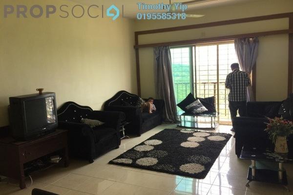 For Sale Condominium at Juta Mines, Seri Kembangan Freehold Semi Furnished 3R/2B 320k
