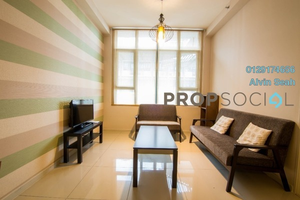 For Rent Serviced Residence at Centrestage, Petaling Jaya Freehold Fully Furnished 2R/2B 1.85k