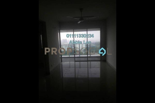 For Rent Condominium at Maxim Citilights, Sentul Freehold Semi Furnished 2R/2B 1.35k