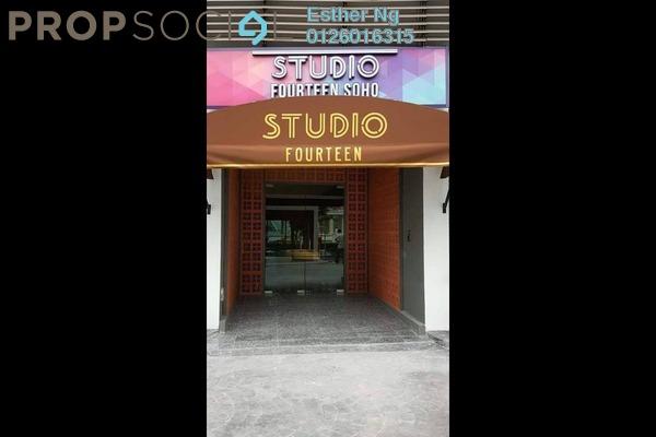 For Sale SoHo/Studio at Studio Fourteen, Shah Alam Freehold Unfurnished 1R/1B 270k