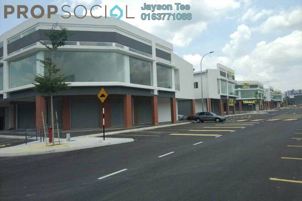 For Sale Shop at Cheras Traders Square, Cheras South Freehold Unfurnished 0R/0B 2.4m