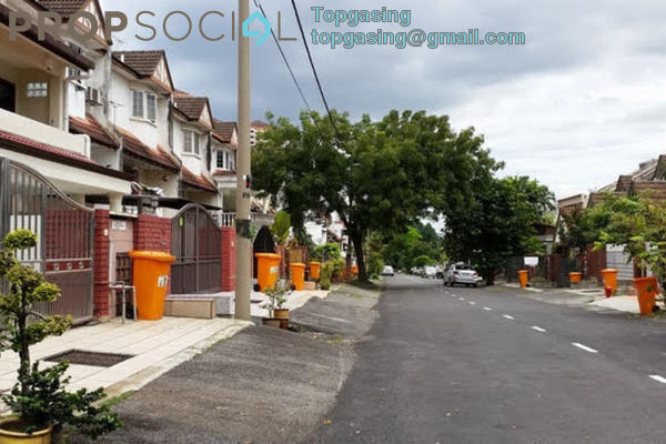 For Rent Terrace at Gasing Indah, Gasing Heights Freehold Unfurnished 4R/3B 2.2k