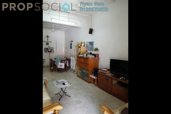 For Sale Terrace at Kepong Baru, Kepong Freehold Semi Furnished 3R/2B 640k