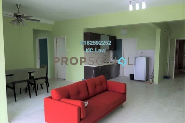 For Rent Condominium at Casa Indah 2, Tropicana Freehold Fully Furnished 2R/3B 1.9k
