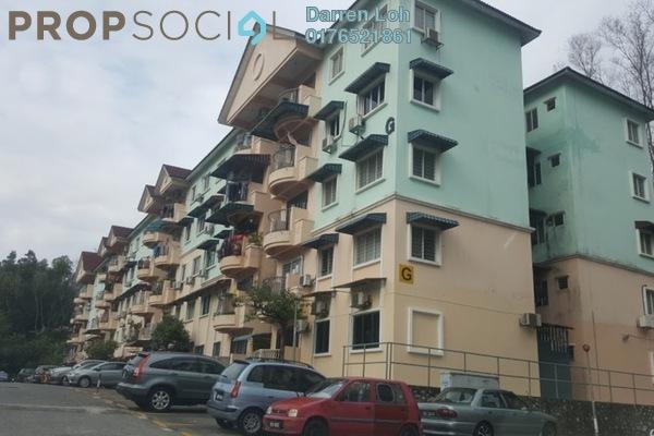 For Sale Apartment at Taman Kinrara, Bandar Kinrara Freehold Semi Furnished 3R/2B 200k