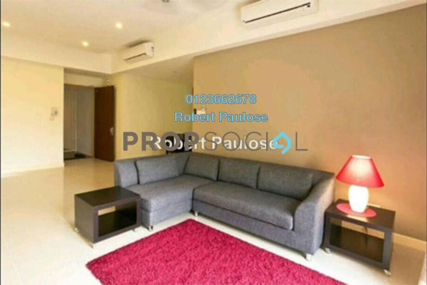 For Rent Condominium at Gaya Bangsar, Bangsar Freehold Fully Furnished 2R/2B 3.6k