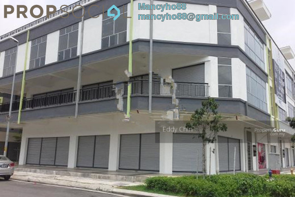 For Rent Shop at Sunsuria 7th Avenue, Setia Alam Freehold Unfurnished 0R/0B 10k