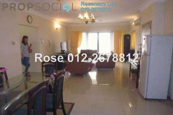 For Rent Condominium at Angkupuri, Mont Kiara Freehold Fully Furnished 3R/3B 3.8k