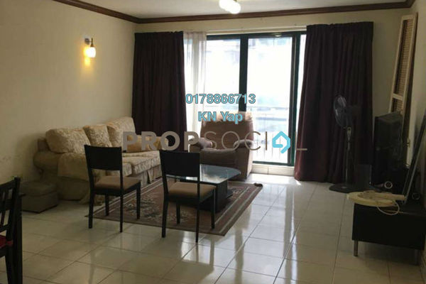 For Rent Condominium at Vista Kiara, Mont Kiara Freehold Fully Furnished 3R/2B 2.2k