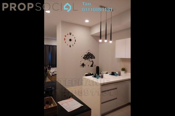 For Rent Condominium at The Elements, Ampang Hilir Freehold Fully Furnished 0R/1B 1.9k