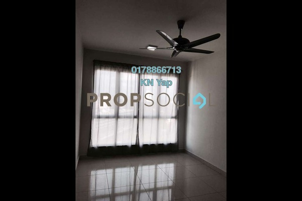 For Rent Serviced Residence at Maxim Residences, Cheras Freehold Semi Furnished 1R/1B 1.4k