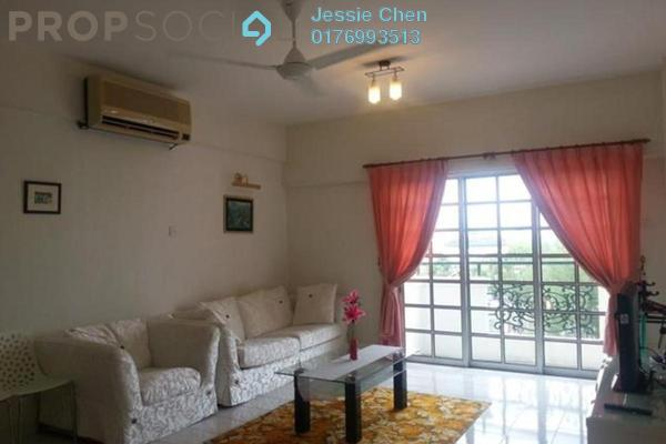 For Rent Condominium at Le Renaissance, Seremban Freehold Fully Furnished 3R/2B 1.8k