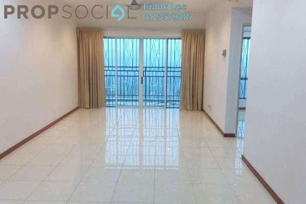 For Sale Condominium at Casa Indah 2, Tropicana Freehold Semi Furnished 2R/2B 798k