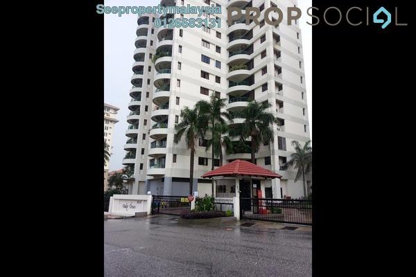 For Sale Condominium at Bukit Desa Condominium, Taman Desa Freehold Semi Furnished 3R/2B 579k