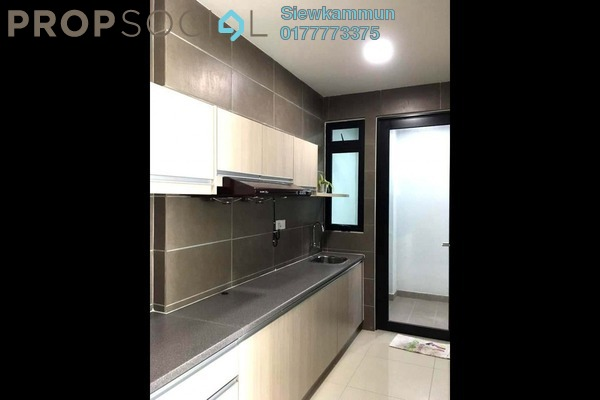 For Rent Condominium at Chymes @ Gurney, Keramat Freehold Semi Furnished 3R/2B 2.7k