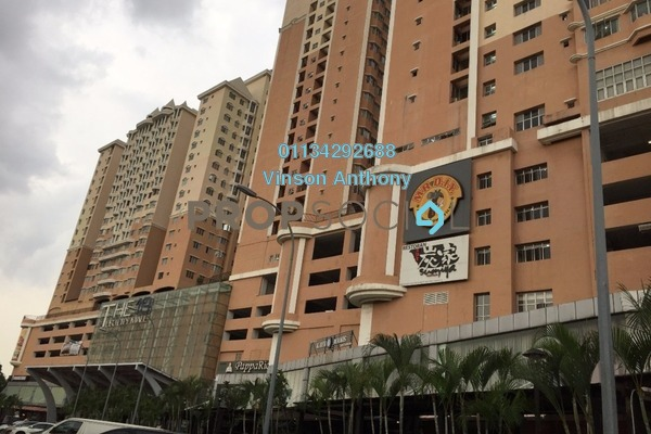 For Sale Apartment at Rhythm Avenue, UEP Subang Jaya Freehold Fully Furnished 2R/2B 350k