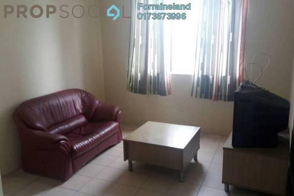 For Rent Condominium at Casa Subang, UEP Subang Jaya Freehold Fully Furnished 3R/2B 1.2k