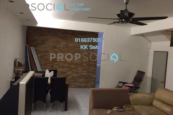 For Sale Terrace at Bandar Bukit Tinggi 2, Klang Freehold Semi Furnished 4R/3B 628k