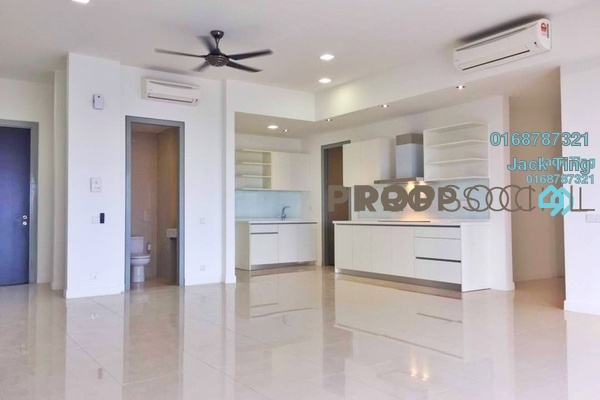 For Sale Serviced Residence at Reflection Residences, Mutiara Damansara Freehold Semi Furnished 3R/3B 1.47m