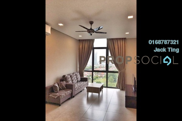 For Sale Condominium at TTDI Ascencia, TTDI Freehold Fully Furnished 1R/1B 1.08m