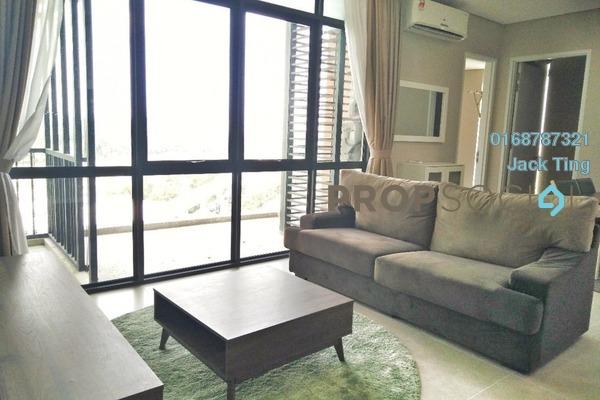 For Rent Condominium at TTDI Ascencia, TTDI Freehold Fully Furnished 2R/2B 3.3k