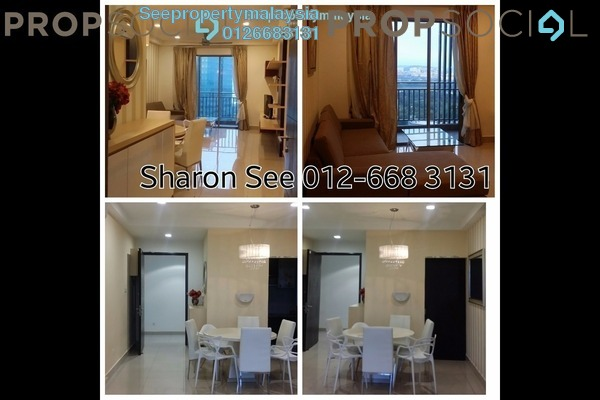 For Rent Condominium at Maisson, Ara Damansara Freehold Fully Furnished 2R/2B 2k