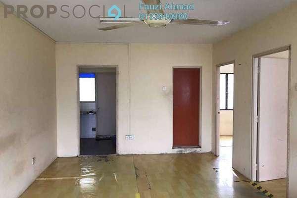 For Rent Apartment at Seksyen 1, Bandar Baru Bangi Freehold Unfurnished 2R/1B 720translationmissing:en.pricing.unit