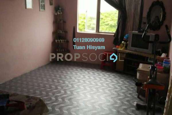 For Sale Apartment at Siantan Apartment, Puchong Freehold Unfurnished 3R/1B 115k