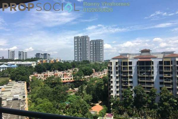 For Rent Apartment at Cyberia SmartHomes, Cyberjaya Freehold Unfurnished 3R/2B 1.6k