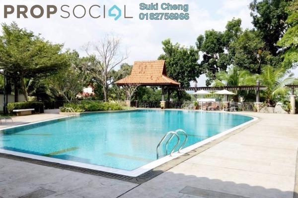 For Rent Semi-Detached at Seri Beringin, Damansara Heights Freehold Semi Furnished 4R/4B 13k