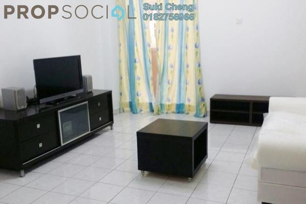 For Rent Condominium at Pelangi Damansara, Bandar Utama Freehold Semi Furnished 3R/2B 1.5k