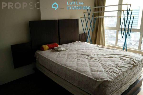 For Sale Condominium at Casa Mutiara, Pudu Freehold Fully Furnished 0R/1B 430k
