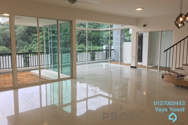 For Rent Duplex at Armanee Terrace II, Damansara Perdana Freehold Semi Furnished 4R/4B 3.5k