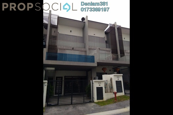 For Rent Terrace at Sunstone Villa, Bandar Mahkota Cheras Freehold Unfurnished 6R/4B 2k