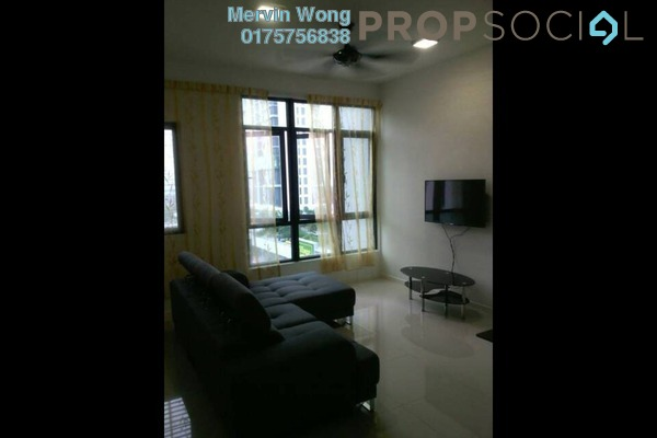 For Sale SoHo/Studio at Tropicana Avenue, Tropicana Freehold Fully Furnished 1R/1B 640k