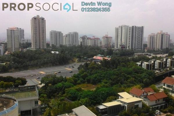 For Sale Condominium at Mont Kiara Bayu, Mont Kiara Freehold Semi Furnished 2R/2B 675k