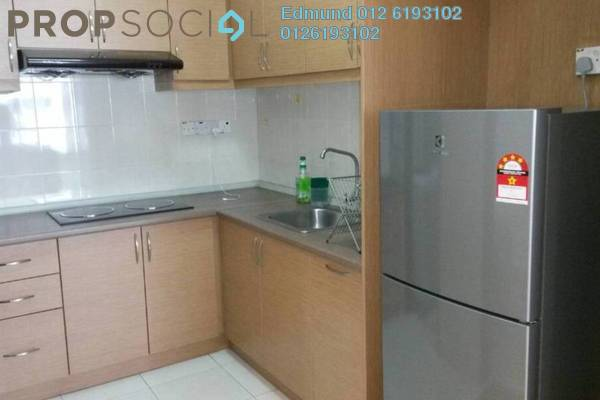 For Rent Condominium at Casa Tiara, Subang Jaya Freehold Fully Furnished 2R/2B 2.1k