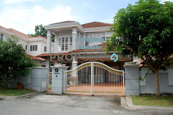 For Sale Bungalow at D'Villa, Kota Damansara Leasehold Semi Furnished 5R/5B 3.6m