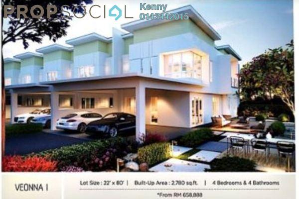 For Sale Terrace at Suriaman 2, Bandar Sri Sendayan Freehold Unfurnished 4R/4B 659k