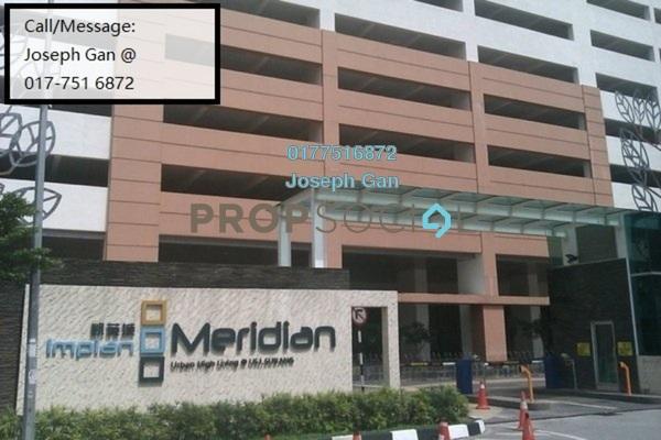 For Rent Condominium at Impian Meridian, UEP Subang Jaya Freehold Fully Furnished 1R/1B 600translationmissing:en.pricing.unit