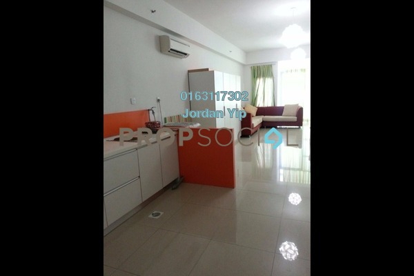 For Rent SoHo/Studio at First Subang, Subang Jaya Freehold Fully Furnished 1R/1B 1.65k