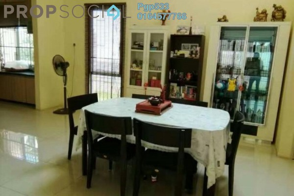 For Sale Bungalow at Juru Heights, Juru Freehold Fully Furnished 6R/4B 860k